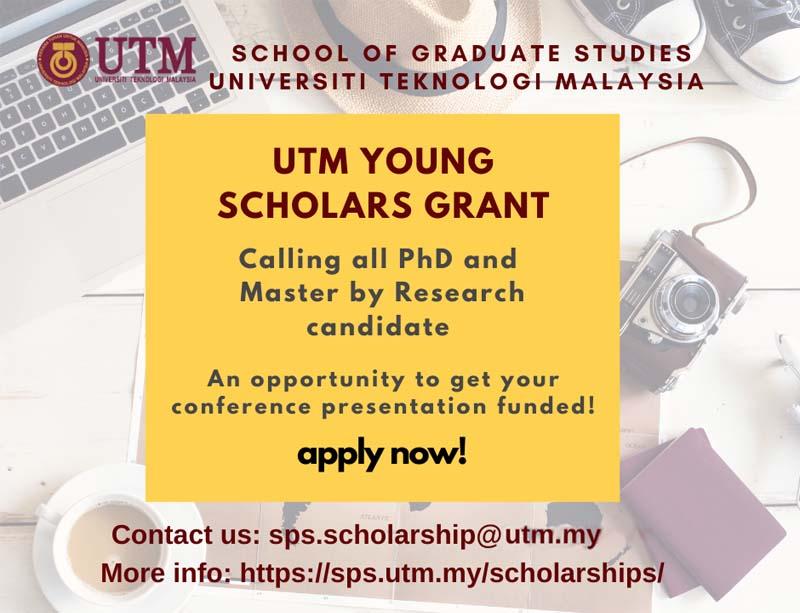 UTM Young Scholars Grant