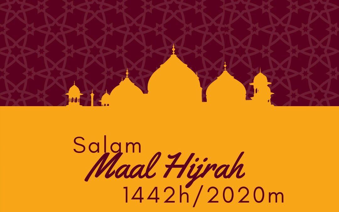 Salam Maal Hijrah 1442h/2020m