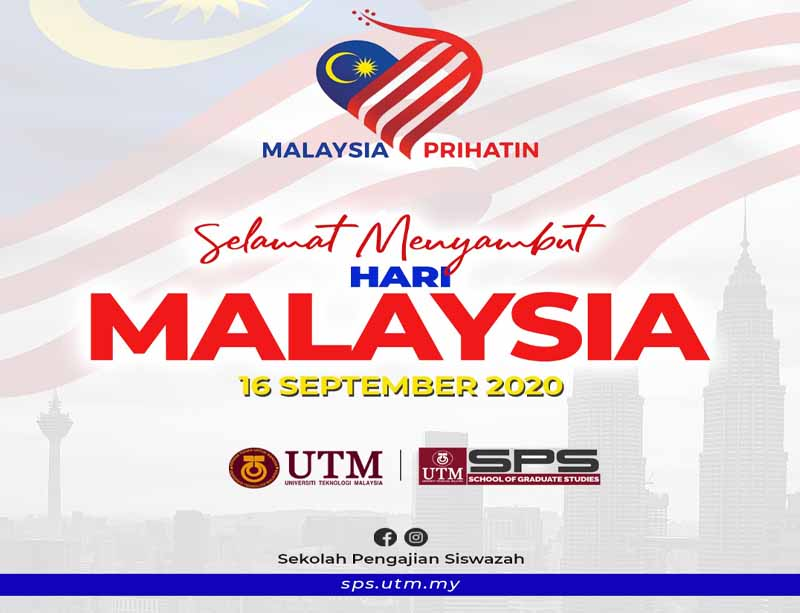 Selamat Menyambut Hari Malaysia